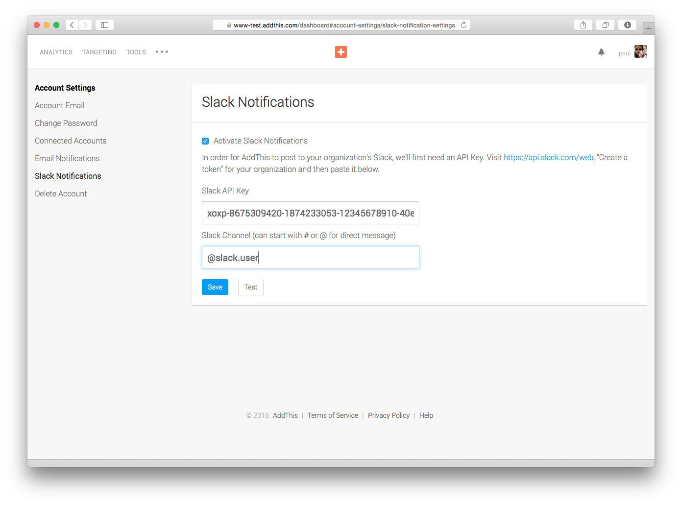 slack-notifications