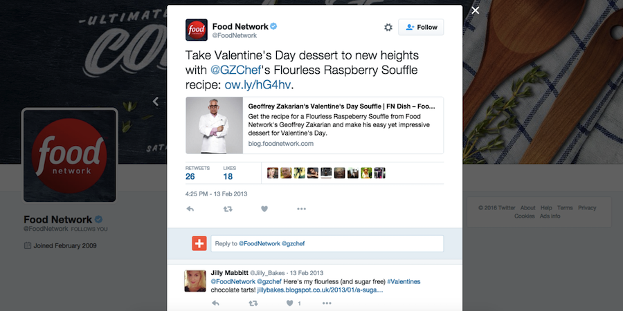 food-network-tweet