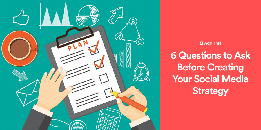social media strategy questions