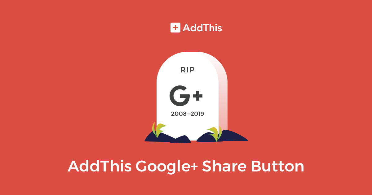 AddThis Google+ Share Button