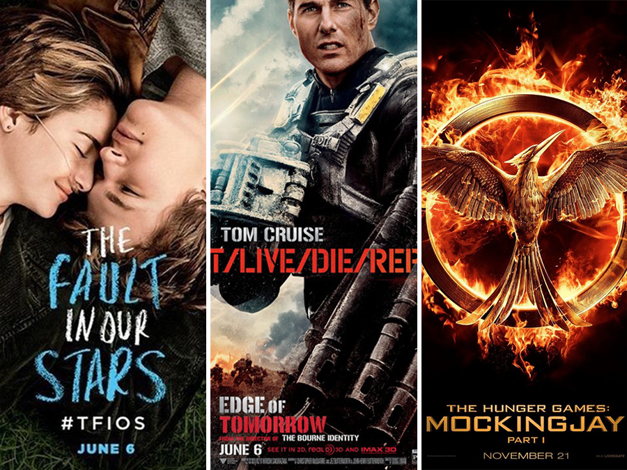 Top 12 Upcoming Movies Based On Books - Gorgeous Tiny