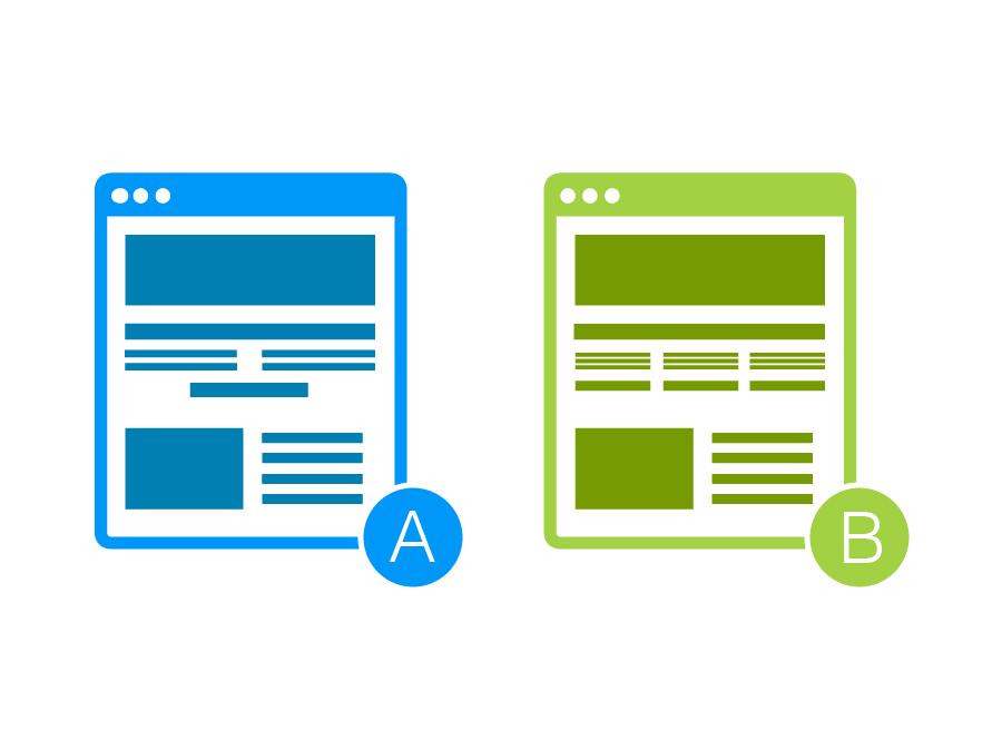 5 tips to run simple effective marketing website tests. Black Bedroom Furniture Sets. Home Design Ideas