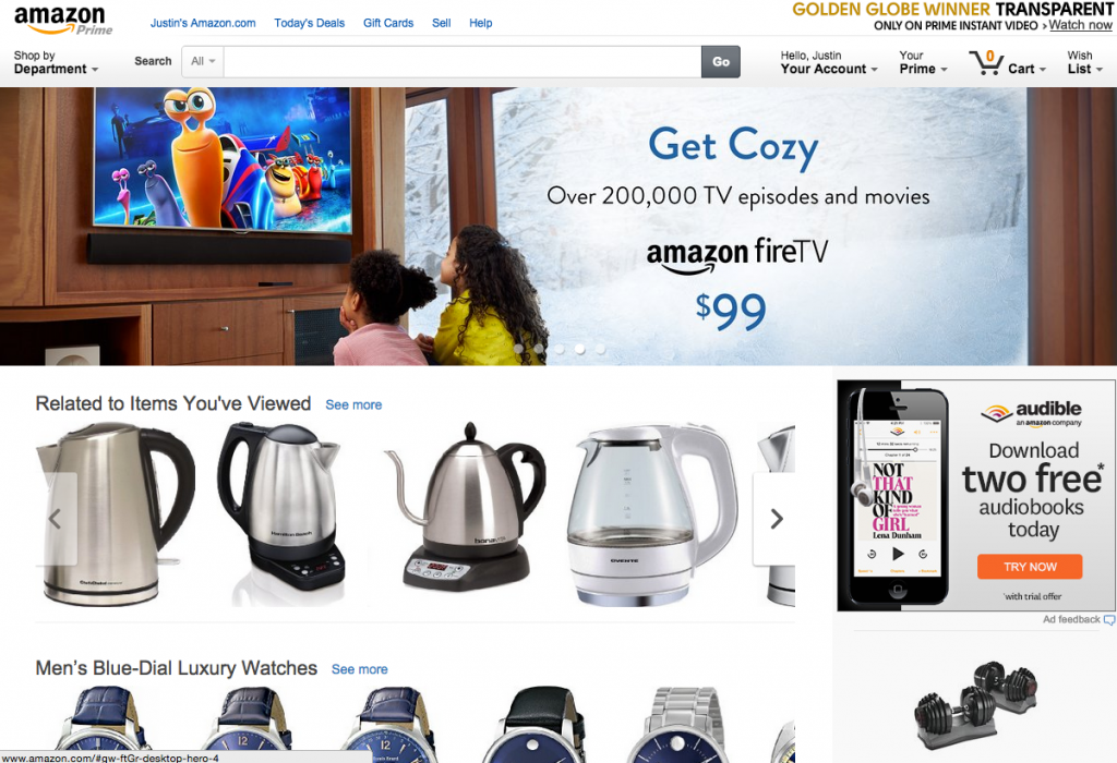 11 Examples of Website Personalization - AddThis