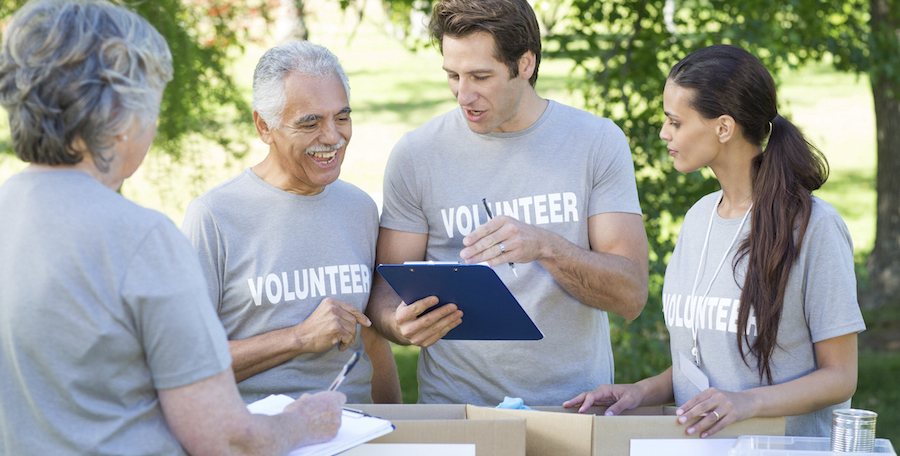 npo-volunteering