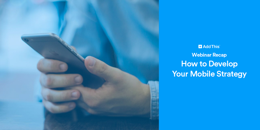 how to develop your mobile strategy