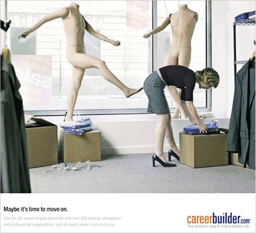 career builder ad