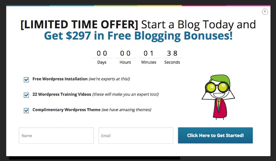 blogging.org ad