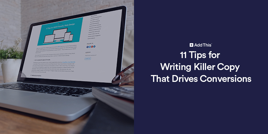 copywriting tips for conversions