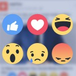 facebook reactions preview