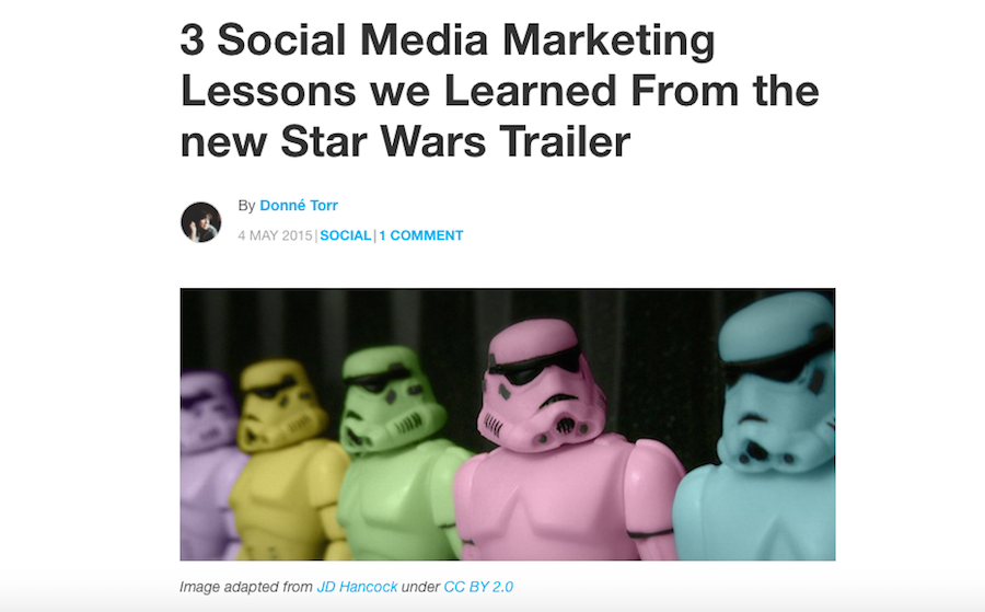 star wars marketing lessons