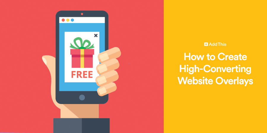 website overlay conversion tips