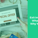 exit intent overlays
