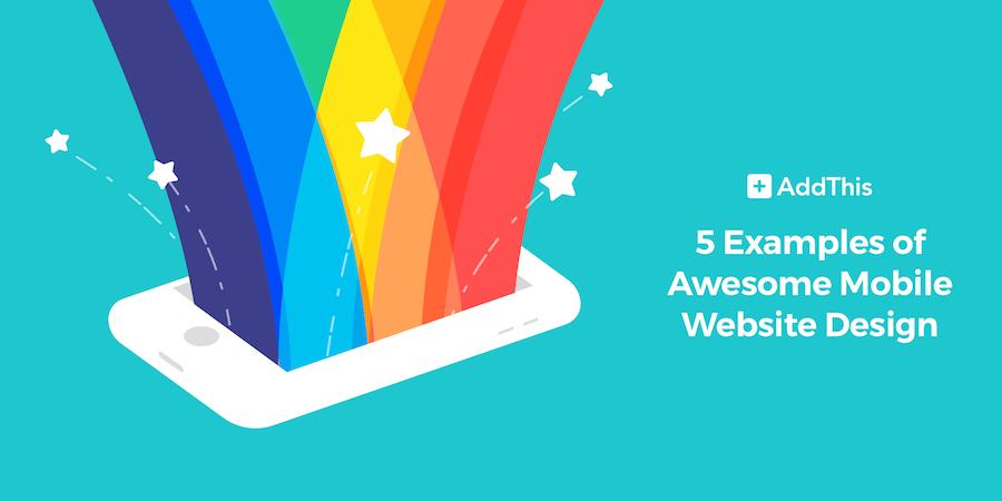 mobile-website-design-examples