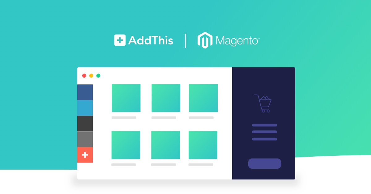 AddThis Sharing for Magento Marketplace