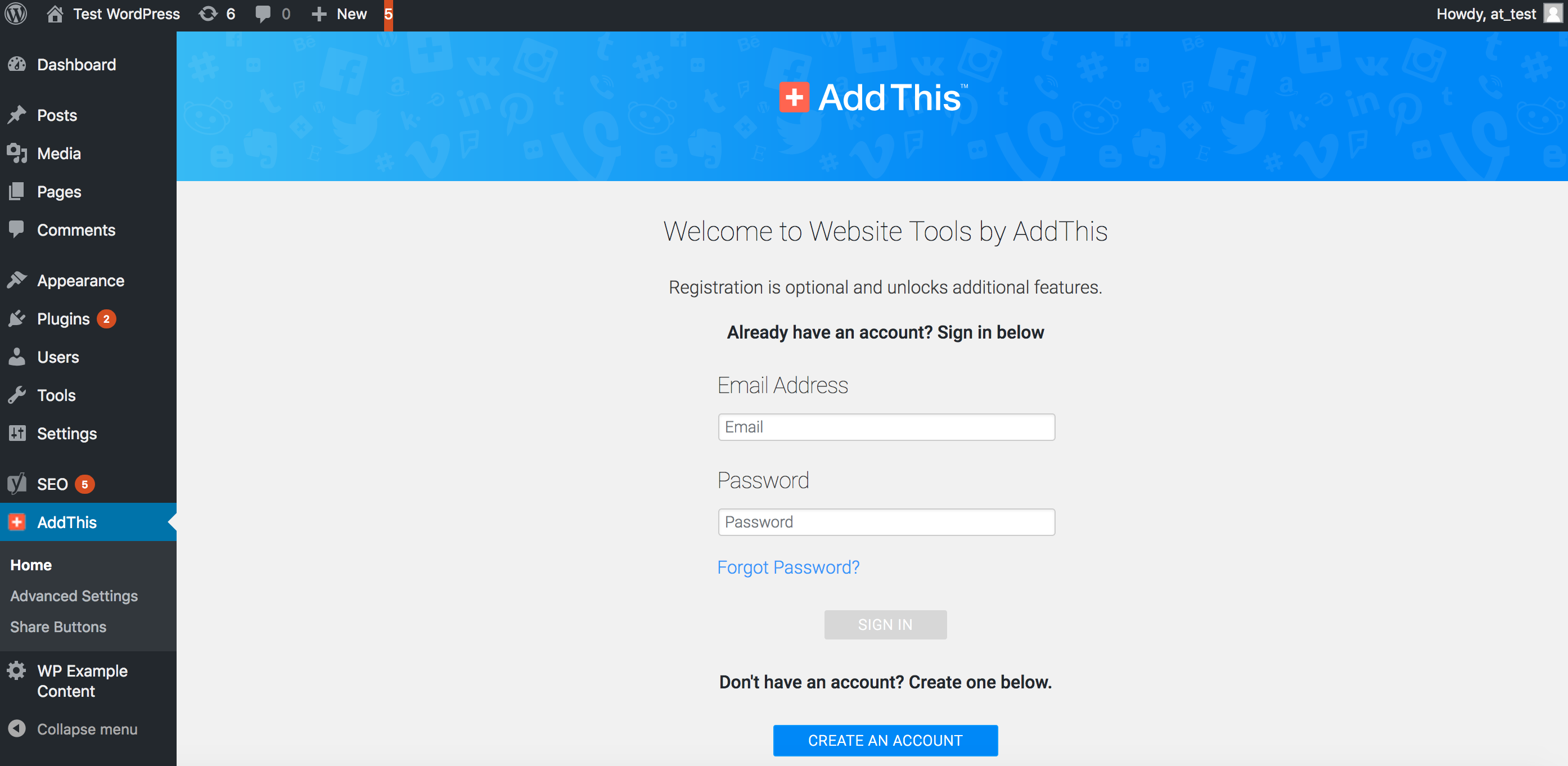 How to Install the AddThis Plugin on WordPress - AddThis