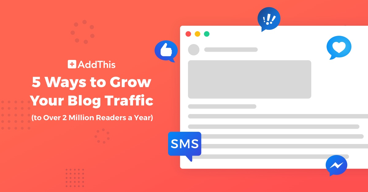 5-ways-to-grow-blog-traffic