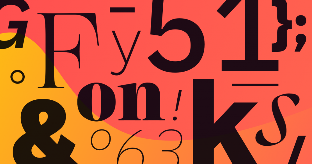 4 Top Trending Fonts for Graphic Designers - AddThis
