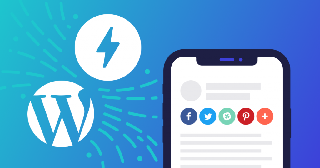 AddThis Share Buttons Integrated with AMP Plugin for WordPress