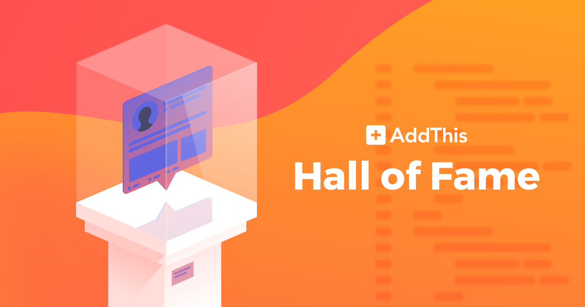 AddThis Security Hall of Fame
