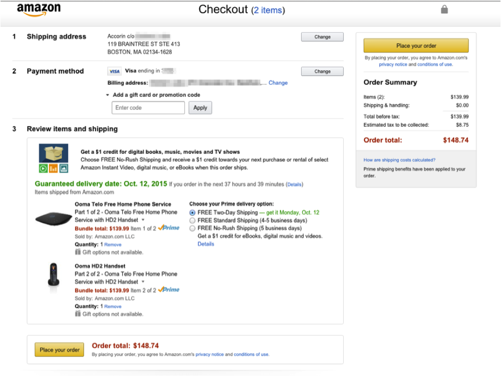 amazon-checkout