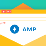 Benefits of AMP for Email graphic